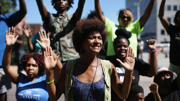 What Feminists of Color Taught Me To See In the Wake of the Michael Brown Shooting by Grace Yia-Hei Kao