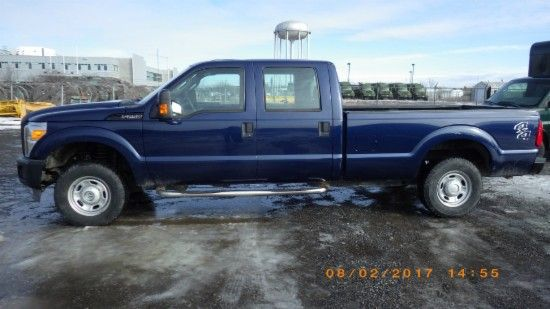 Picture of 2011 Ford F-250 SD XL Crew Cab Long Bed 4WD