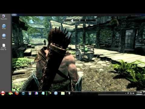 """Skyrim: """"How to Mod Skyrim Xbox 360s """" 100% Working !"""