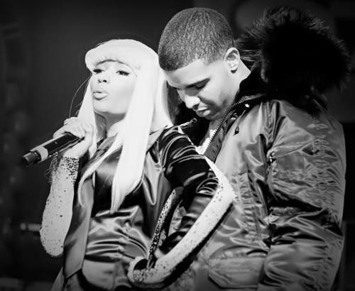 drake & nicki minaj sooo cute <3
