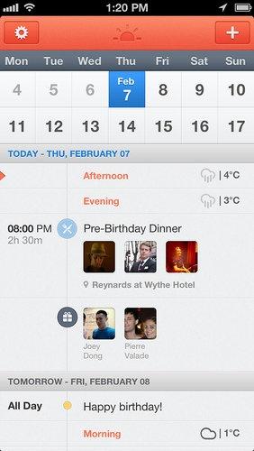Sunrise App: It's A New Dawn For Google Calendar