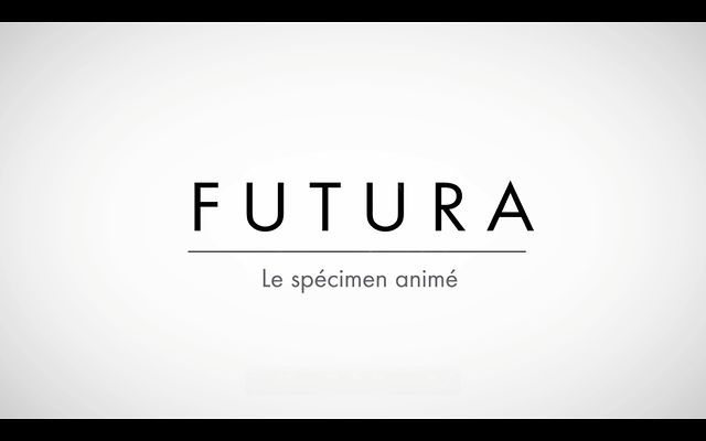 FUTURA LE SPECIMEN ANIME