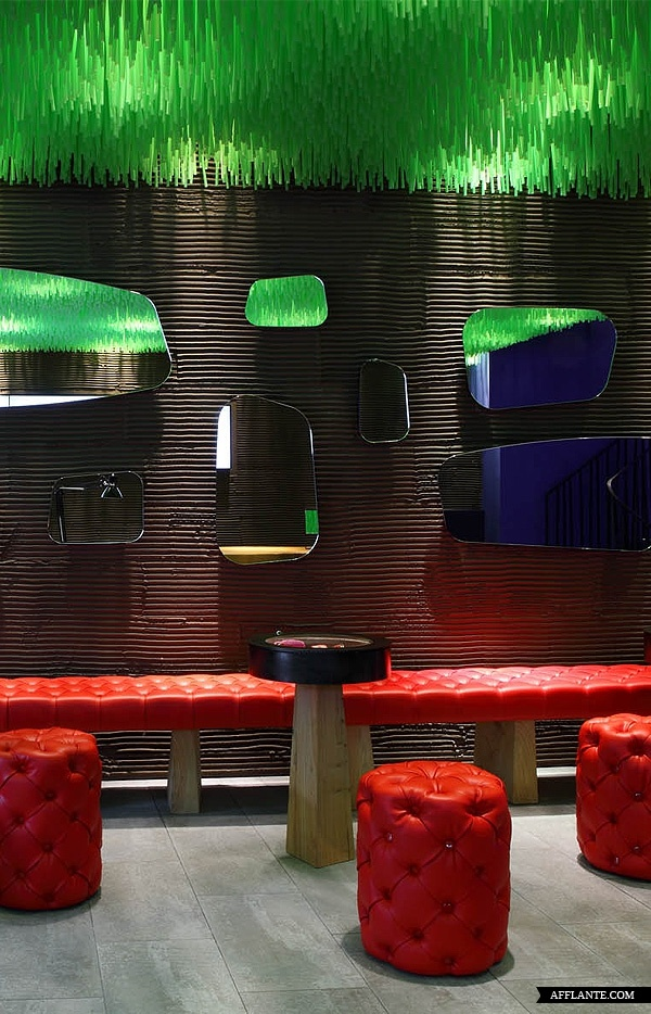 Dodo flagship store in london paola navone afflante for Commercial interior design london