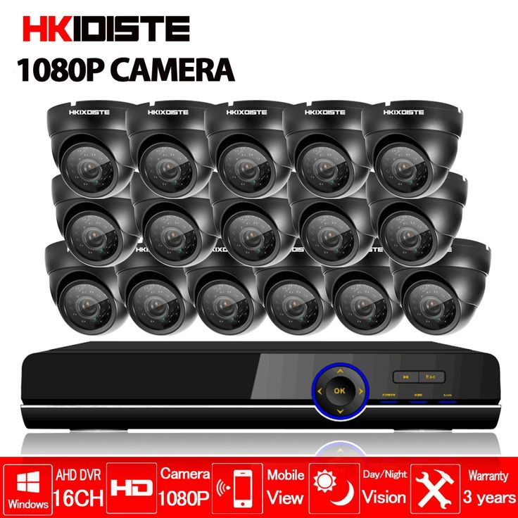 (503.69$)  Buy here  -  HD 16channel 1080P AHD DVR kit Video surveillance camera Security corridor  Indoor 2MP 1080P Camera CCTV System 16CH DVR system