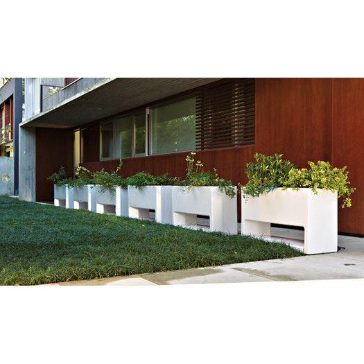 Serralunga Lluna Rectangular Planter Box