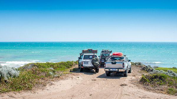 Perth 1 - 2 day trips: Guilderton