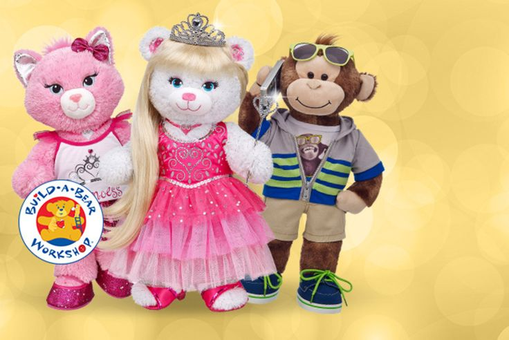 Build-A-Bear Workshop Voucher