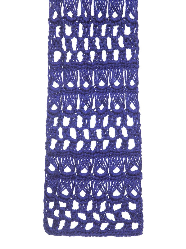 Broomstick lace scarf pattern: Crochet Ideas, Lace Scarf, Crochet Scarves Patterns, Crochet Stitches, Crochet Scarfs Patterns, Broomstick Patterns, Crochet Patterns, Hairpin Lace, Broomstick Lace