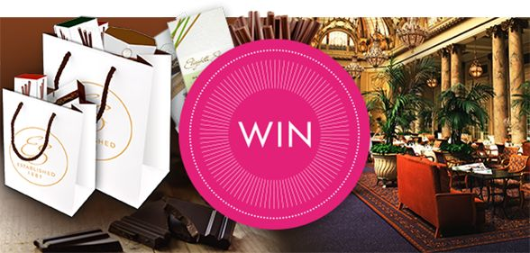 #Win the perfect Valentine's Night In with Elizabeth Shaw chocolates #ValentinesDay #chocolate