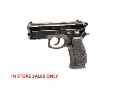 The ASG CZ75D Compact .177 BB Air Pistol is a Co2 powered air pistol ideal for target shooting.