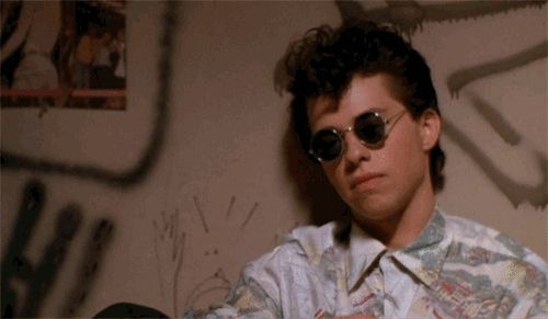 New party member! Tags: 80s movies molly ringwald pretty in pink jon cryer andie walsh duckie Phil Dale