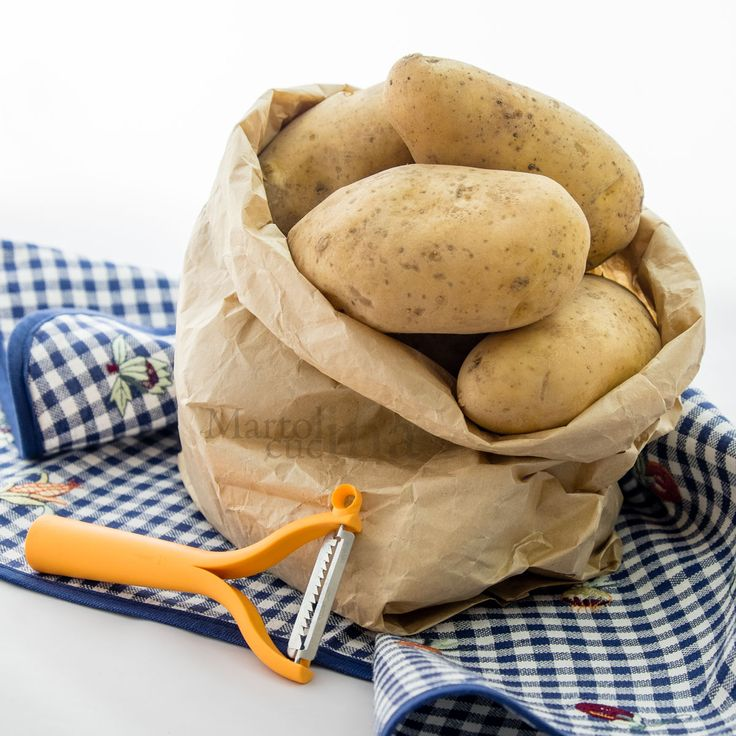 PATATA STORY #patate #storia #informazioni #consigli #conservazione #tipipatate