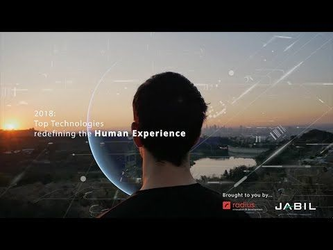 2018 Prime Applied sciences: Redefining the Human Expertise