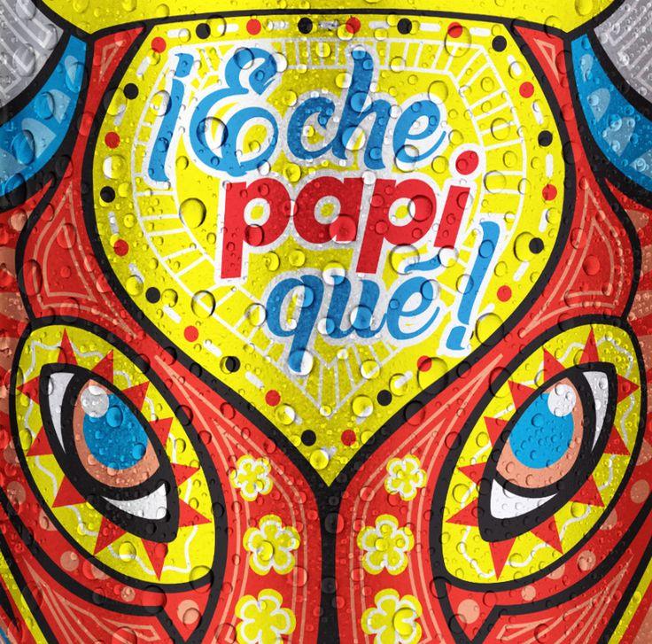 """Consulta este proyecto @Behance: """"Latas - Edición Carnaval de Barranquilla - Aguila 2016"""" https://www.behance.net/gallery/34693541/Latas-Edicion-Carnaval-de-Barranquilla-Aguila-2016"""