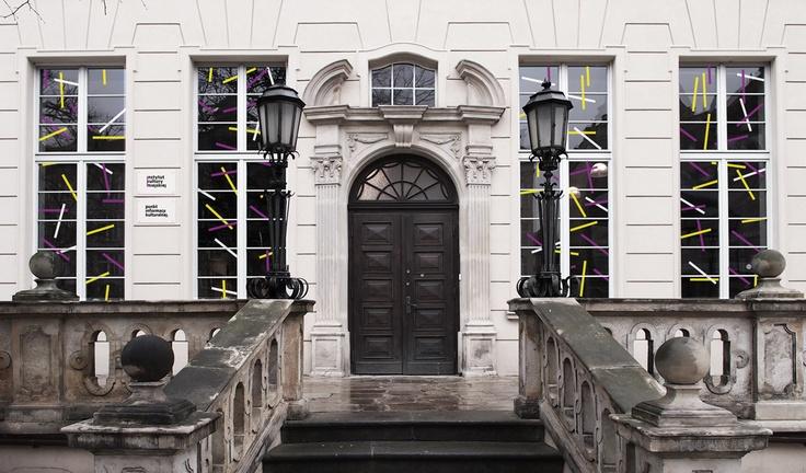 Instytut Kultury Miejskiej - identyfikacja wizualna