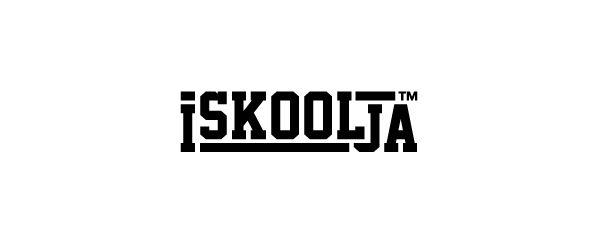 iSkoolJa. Logo design by Antoine Chung.