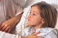 Jak překonat horečku u dětí?