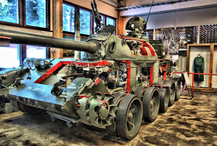 T-55 In Parolan Panssarimuseo - The Armour Museum in Finland - Pansarmusem We can now take a closer look at a very significant machine, understanding just