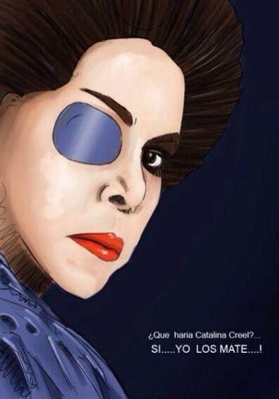 Maria Rubio catalina Creel