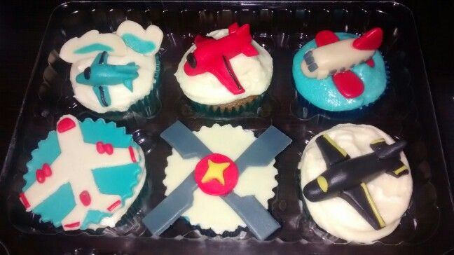 Cupcakes piloto