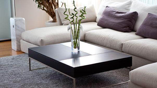 Boconcept functional coffee table design living pinterest - Boconcept table basse ...