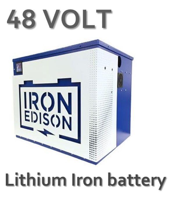 Lithium Iron Solar Batteries In Denver Co Iron Edison Solar Battery Solar Charger Solar Panels