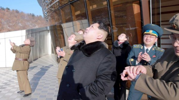 Korea Utara sebut Amerika siapkan serangan besar