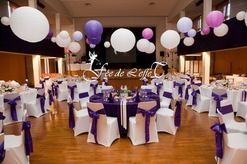 location d coration de table mariage boule chinoise mariage violet et d coration de table mariage. Black Bedroom Furniture Sets. Home Design Ideas
