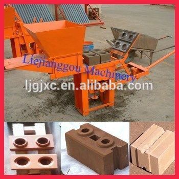 interlocking brick making machine/interlock machine price