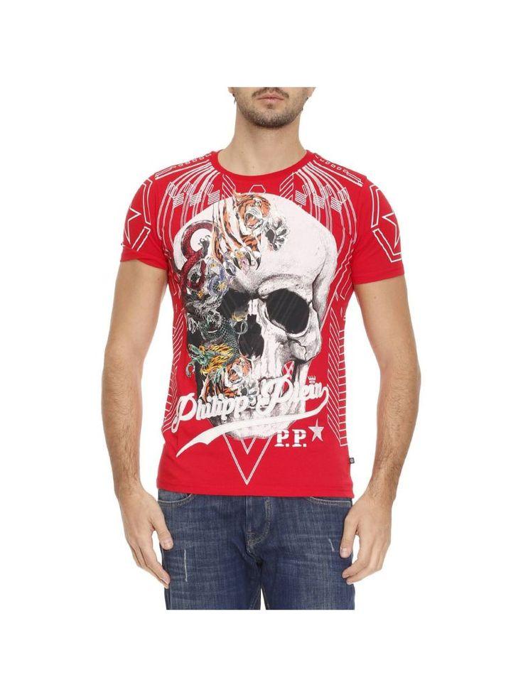 PHILIPP PLEIN T-shirt T-shirt Men Philipp Plein. #philippplein #cloth #