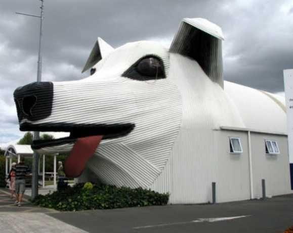 Animal Houses: The Top 10 Bizarre Zoomorphic Buildings