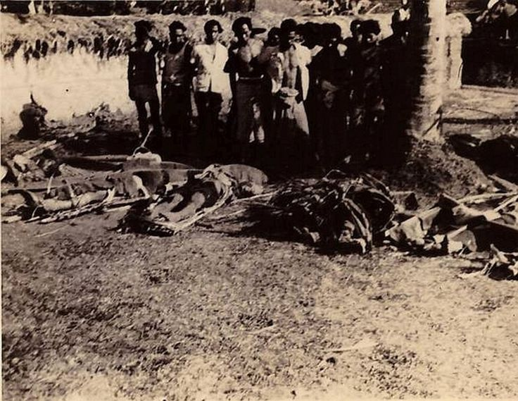 Dutch Govt Must Compensate Indonesian War Widows, Children for War Crimes, Atrocities - Indonesian men were summarily executed in their country's war for independence by the Dutch army.  The Dutch government has to pay compensation to widows and children of Indonesian men summari...