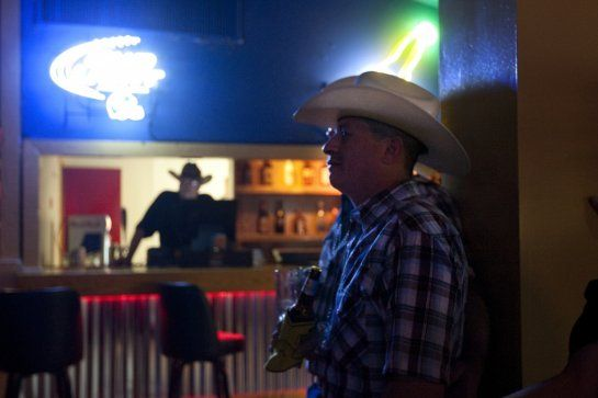 "Click to see ""The 10 types of people you'll see at the rodeo"" on Chron.com."