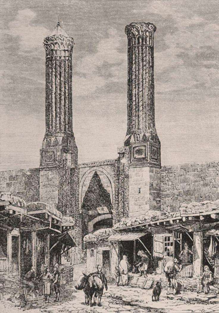 Erzurum-Çifte Minare