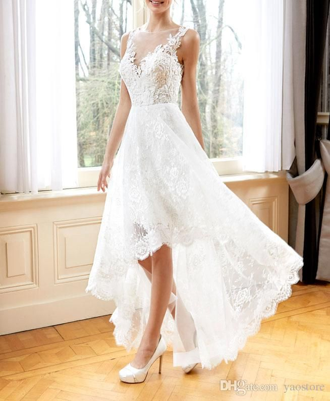 Pin by Alice Yu on Bridal Dresses A-Line Wedding Dresses ...