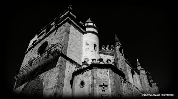 """Elvas-Black & White - 2016 """"Antiga Sé"""""""