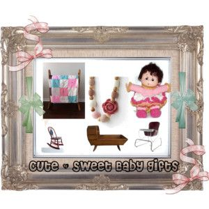 #Etsy Evolution-Baby Gifts!