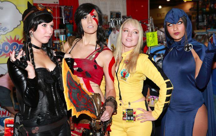 Geeks Unite, Phoenix Comicon is Back
