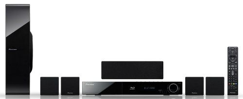 Pioneer BCS-303 - 5.1 Blu-ray 3D Home Cinema System with Virtual 3D Sound, Built-In Wireless LAN, Network Streaming, 4 Compact Speakers and Karaoke has been published at http://www.discounted-home-cinema-tv-video.co.uk/pioneer-bcs-303-5-1-blu-ray-3d-home-cinema-system-with-virtual-3d-sound-built-in-wireless-lan-network-streaming-4-compact-speakers-and-karaoke/