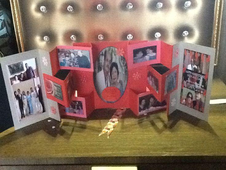 The Album inside