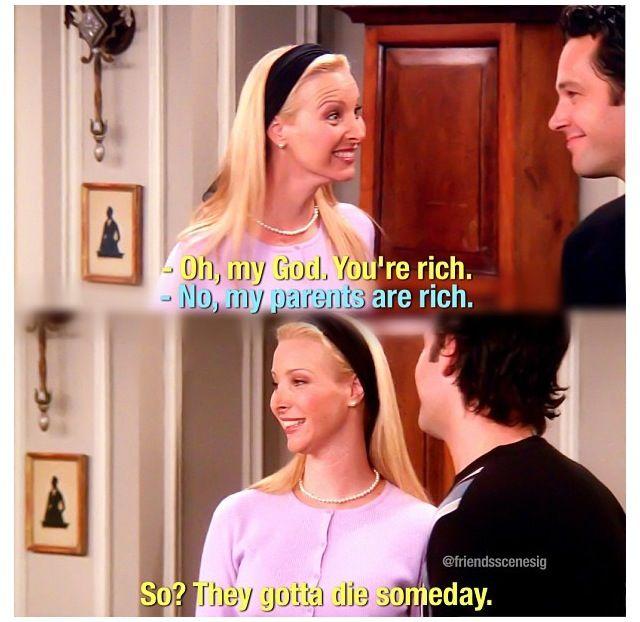 Phoebe - Friends