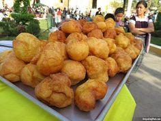 Guatemalan Buñuelos Recipe