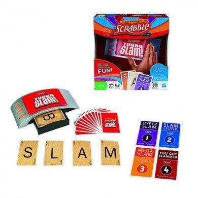 Scrabble Turbo Slam Word Game