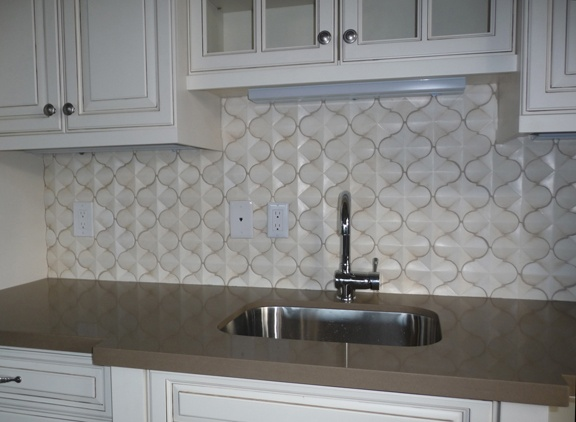 17 Best Images About Decor Tile Backsplash On Pinterest Mosaic Floors Kitchen Backsplash