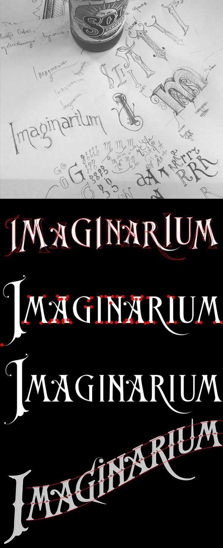 Daily Design Inspiration : Imaginarium