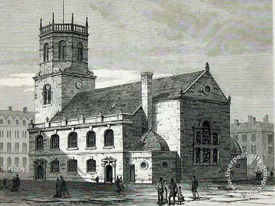 St Peter's Church, Church Street. 1877