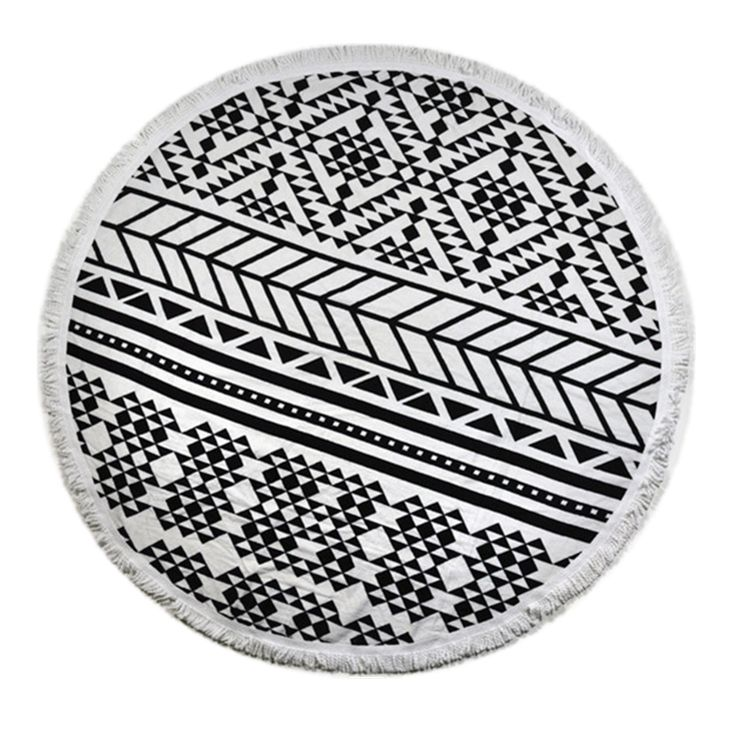 44 Best Round Beach Towels Images On Pinterest Blanket