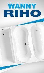 Wyposażenie łazienek: Radaway kabiny prysznicowe, panele, zlewy, brodziki, wanny - Sklep Płytki Łazienki