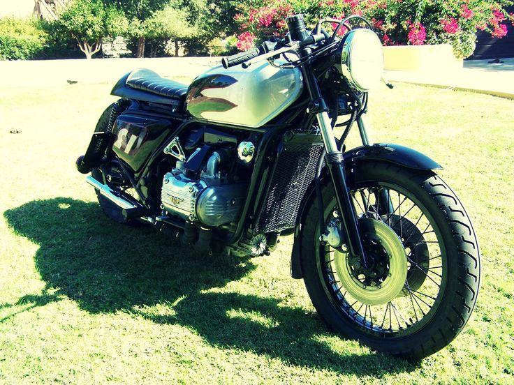 Best 116 GL1000 ideas on Pinterest | Café racers, Custom bikes and ...