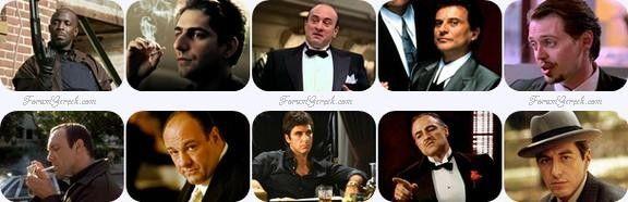 Sinemanın En İyi 10 Mafya Karakteri - Forum Gerçek